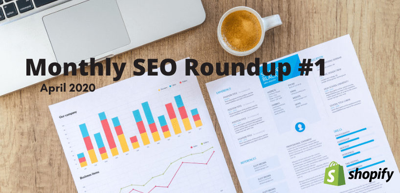 monthly seo roundup april