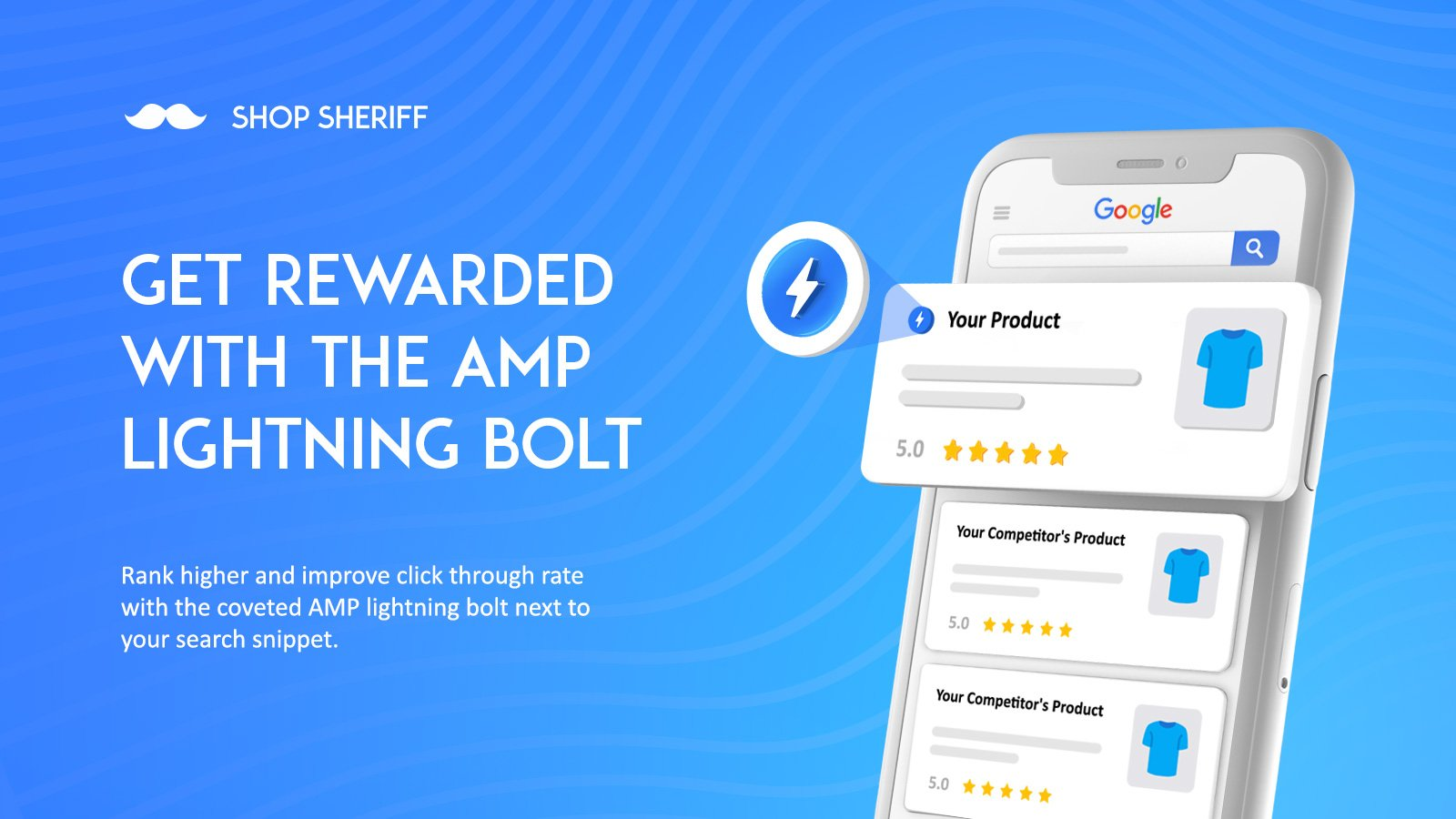 amp shop sheriff seo app
