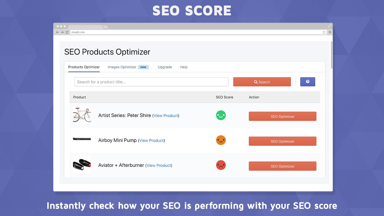 seo products optimizer app